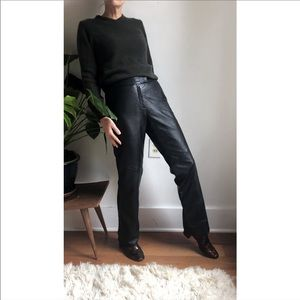 Trending Vintage Margaret Godfrey leather pants 4